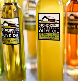 Stonehouse California Olive Oil