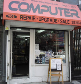 D and Q Computer
